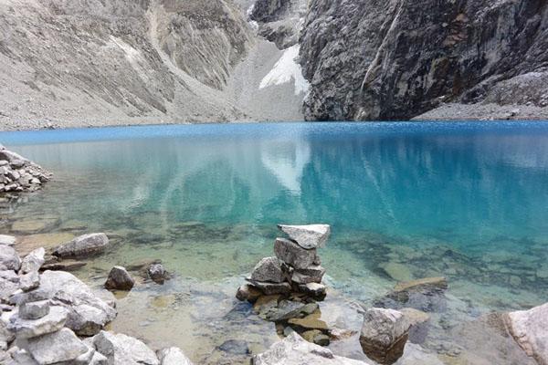 Trekking 69 Lake