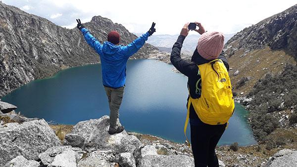 Trekking Laguna Churup